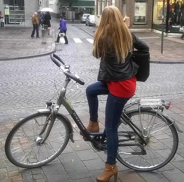 Street Smart - in Belgium