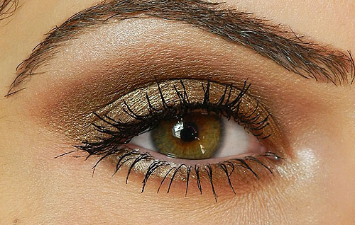Add Sparkle for Magical Eyes!