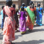 Women of Southern India
