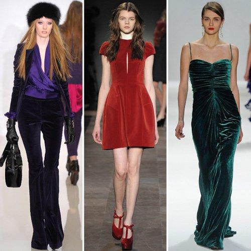 The Velvet Trend a Must
