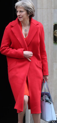 Power and Style, Theresa May