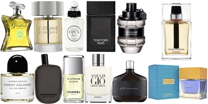 Men's Guide to Cologne