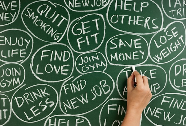 New Year's Resolutions for Success