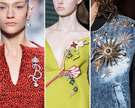 The Brooch Trend
