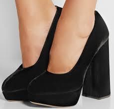 Velvet Shoe Trend 2015