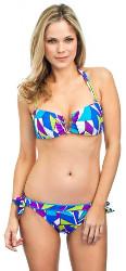 5 HOT Swimwear Trends - V wire swimsuit