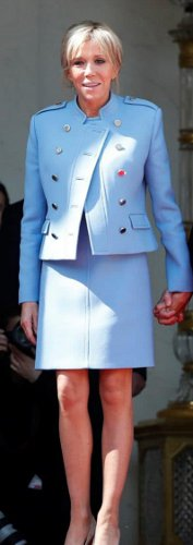 Brigitte Trogneux Macron - Ooh La La