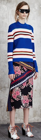 Bold Stripe Fashion Trend
