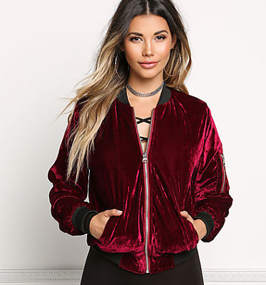 Can I wear a bomber jacket to a Winter Prom?