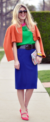 Ways to Combine Colors in Clothes
