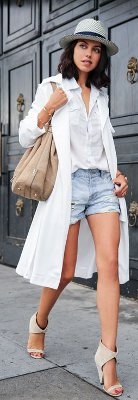 Denim Shorts and Cut-off's