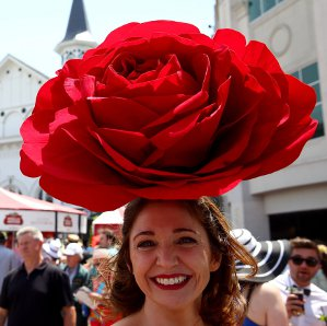 Can I wear a fascinator to the Kentucky Derby?