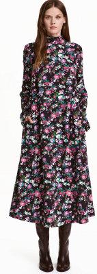 Floral Praire Dress