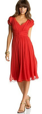 Can I wear a red dress to my brother's wedding?