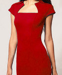 dress_red_fitted