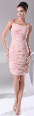 What color shoes & accessories should I wear with a rose quartz color dress?