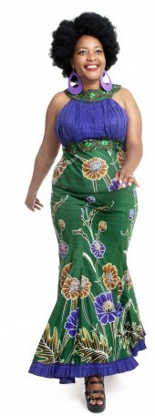 Faith Kabende, Zambian Fashion Designer