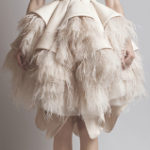 Feathers Make A Statement at Holiday Parties