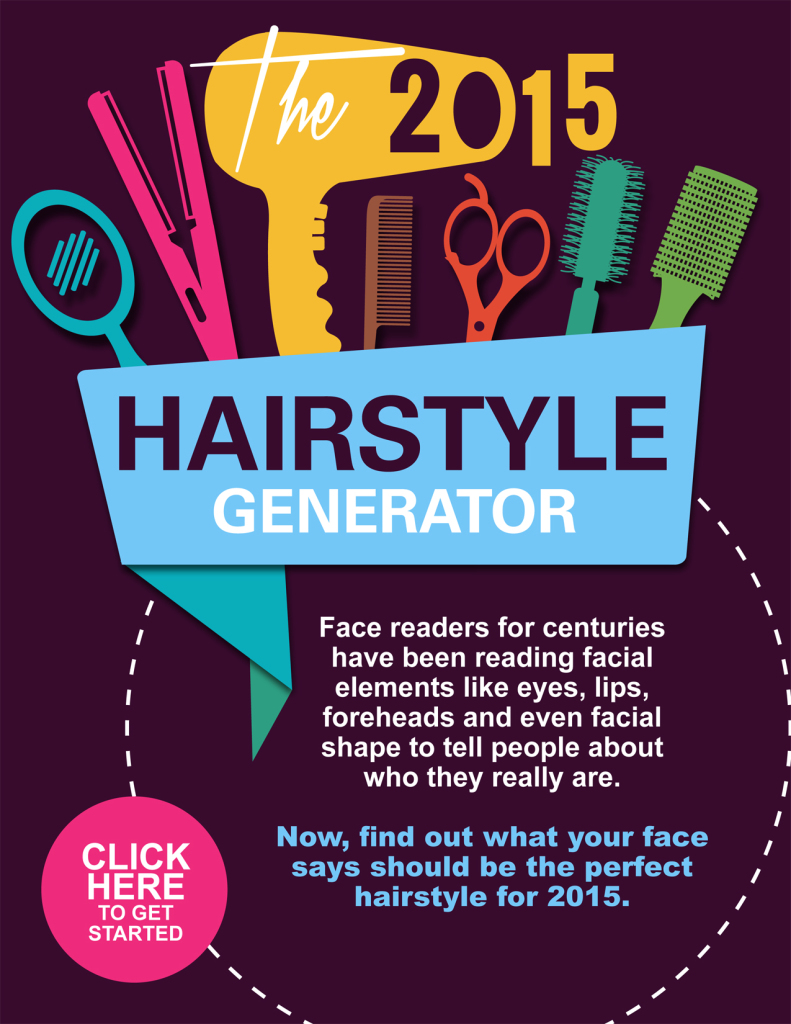 Find the Perfect Hairstyle for 2015