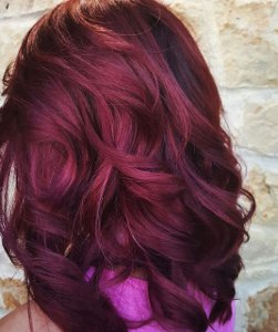 Have Fun with Your Hair Color