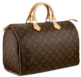 The Louis Vuitton classic Speedy