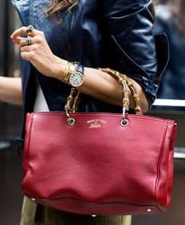 Gucci Bamboo Shopper's Bag