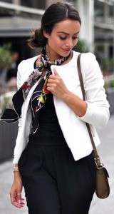 Power Scarves for Professional Women