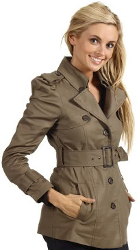Khaki Color Trend for Fall