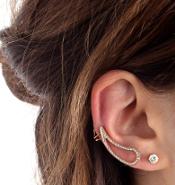 What ia an ear cuff?