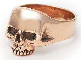 Where can I fine edgy jewelry that caters to rockers, bikers?