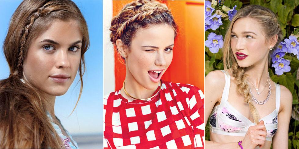 Braiding Summer Hair Trend