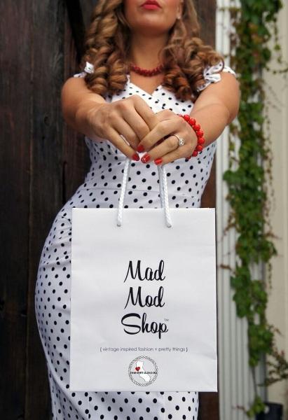 Fun Fashions Guaranteed at Mad Mod Shop™