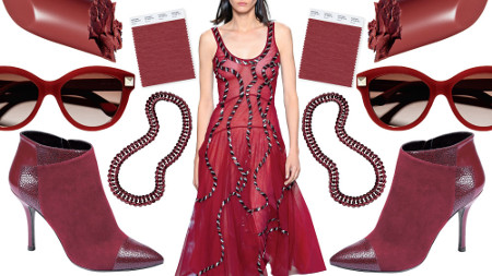 2015's Must Have Color - Marsala