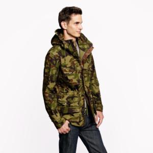 Menswear Macho - Camouflage