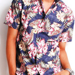 Are floral prints in style for guys?