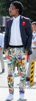 Will Men Wear Floral Prints?