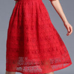 Can I wear a red dress to my son's wedding?
