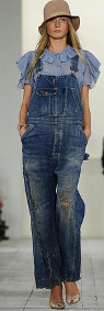 Is there an age cut off for wearing dungarees?