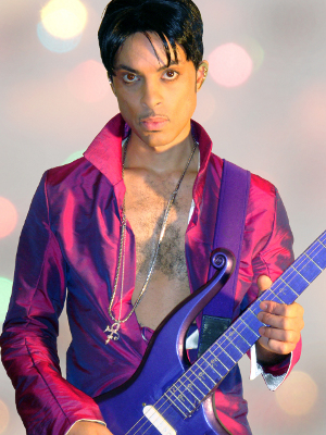 Prince knew the power of color!