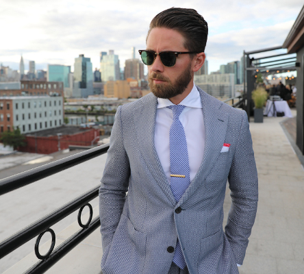 How to Dress for a Wedding: Men's Suiting Guide for 2017