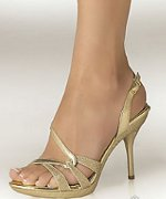 What color shoes & jewelry should I wear with a prom dress?