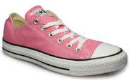 What color of shoes should I wear with dark pink & blush pink print jeans?