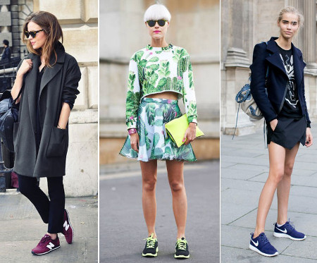 Shoes That Rock, Trainers