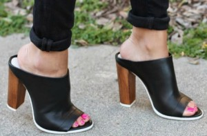 """Are """"mules"""" old fashion or in style?"""