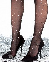 What color stockings can I wear with an LBD for holiday parties?