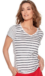 Has wearing stripes always been fashionable?