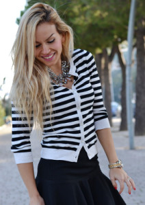 sweater_button-up-striped-cardigan