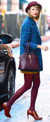 Legwear Trends Fall 2015 - How to Wear Them
