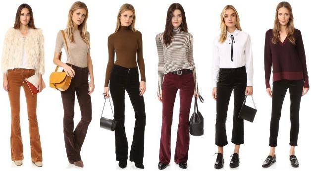 Can I wear velvet jeans in the daytime?