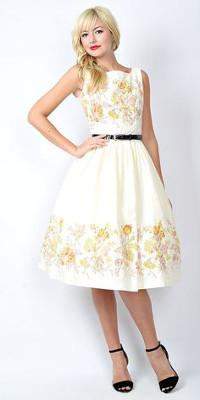 vintage_dress_white_yellowflowers